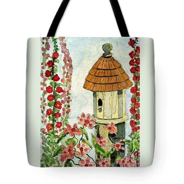 Room With A View Tote Bag by Angela Davies