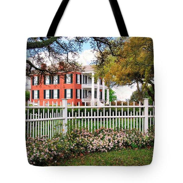 Rosalie House Tote Bag