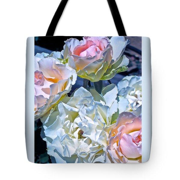 Rose 59 Tote Bag by Pamela Cooper