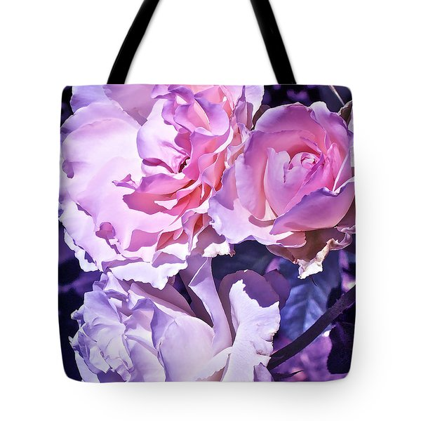 Rose 60 Tote Bag