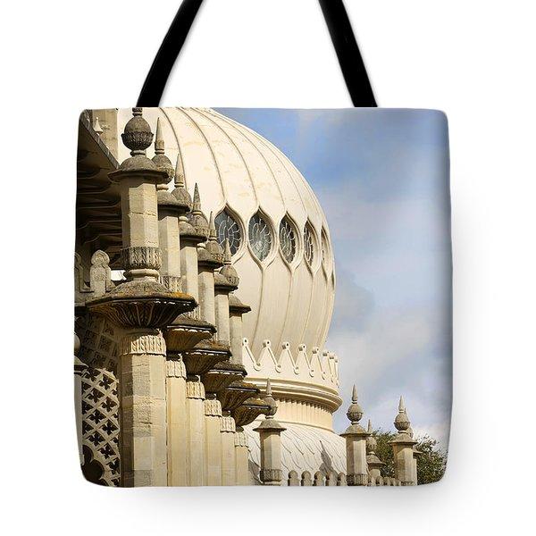 Royal Pavilion Brighton Tote Bag
