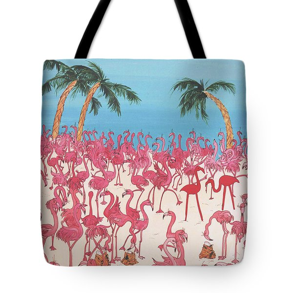 Royal Roost Tote Bag