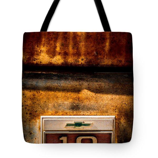 Rusted C10 Tote Bag