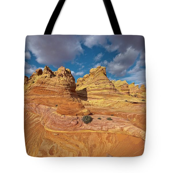 Sandstone Vermillion Cliffs N Tote Bag