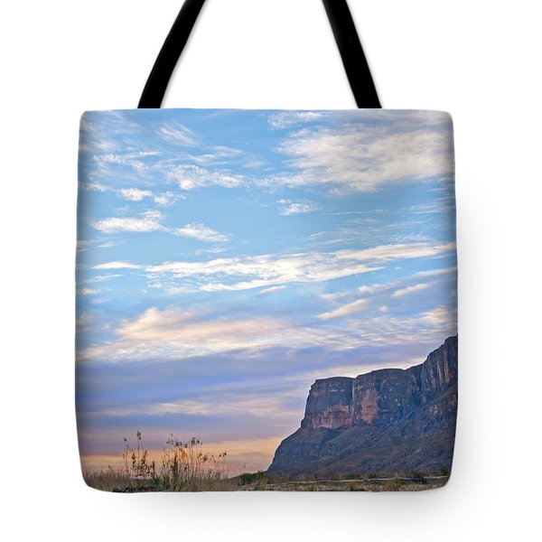 Santa Elena Sunrise Tote Bag