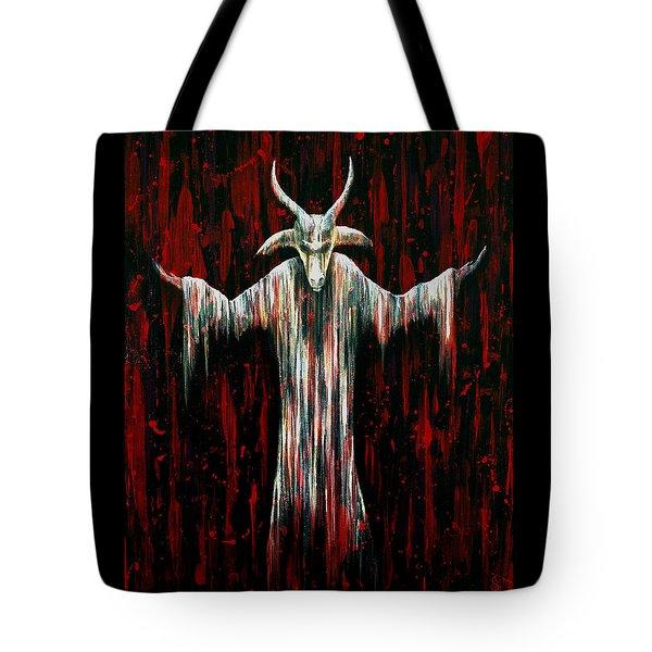 Savior Tote Bag by Steve Hartwell
