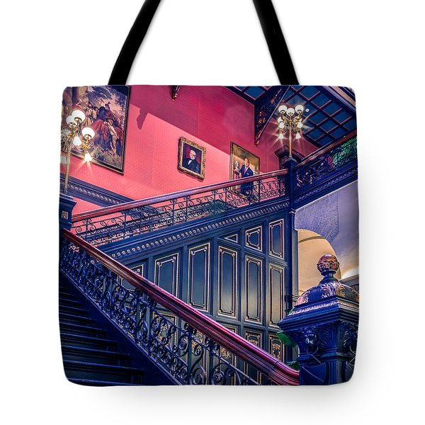 Tote Bag featuring the photograph Sc State House by Rob Sellers