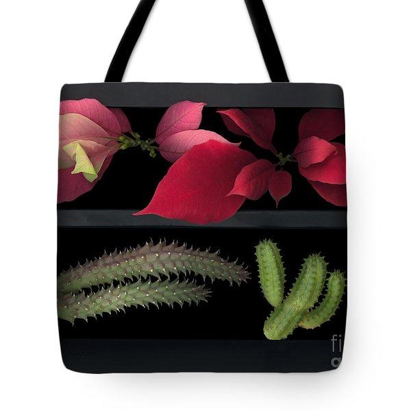 2 Seasons Tote Bag
