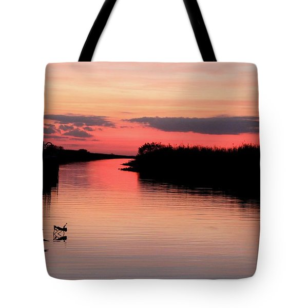 Seeking The Moment Tote Bag by AR Annahita