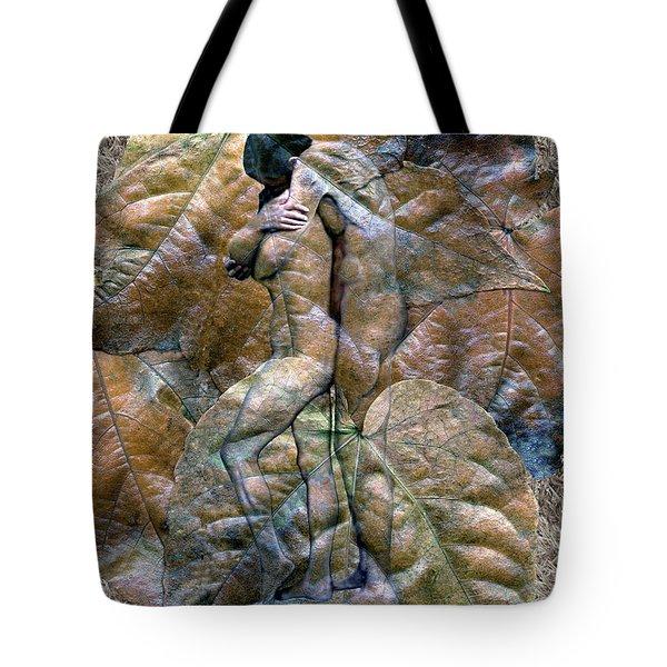 Sheltered Tote Bag