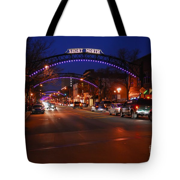 D8l-353 Short North Gallery Hop Photo Tote Bag
