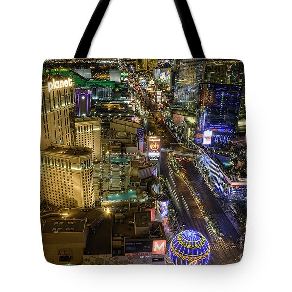 Sin City Tote Bag