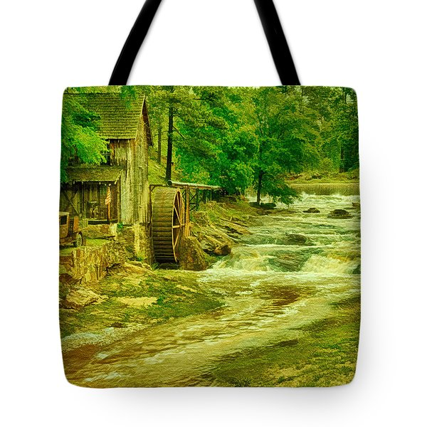 Sixes Mill Tote Bag