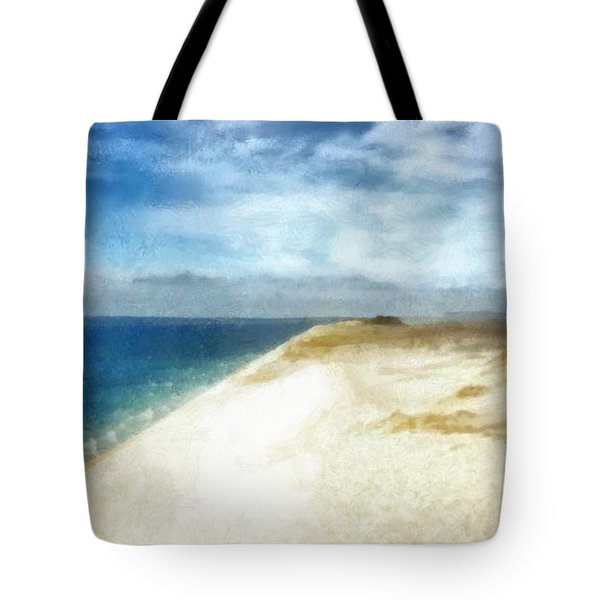 Sleeping Bear Dunes National Lakeshore Tote Bag