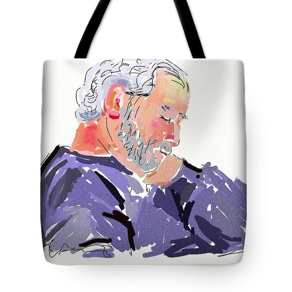 Sleepy Joe Tote Bag