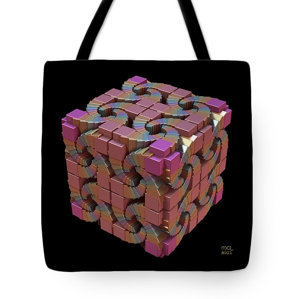 Spiral Box IIi Tote Bag