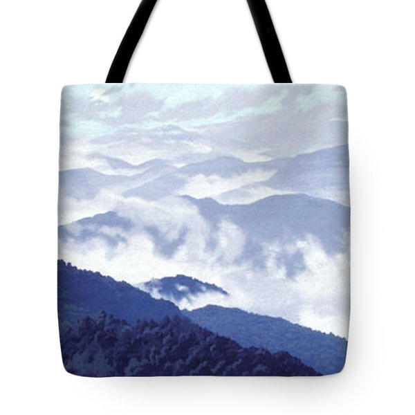 Spirit Of The Air Tote Bag by Blue Sky
