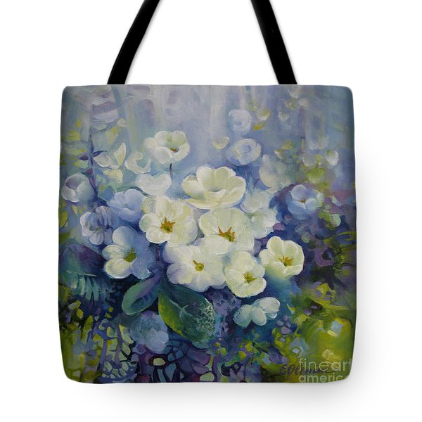 Spring Tote Bag by Elena Oleniuc