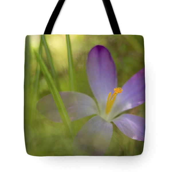 Spring Haze Tote Bag by Caitlyn  Grasso