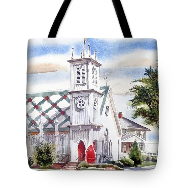 St Pauls Episcopal Church  Tote Bag