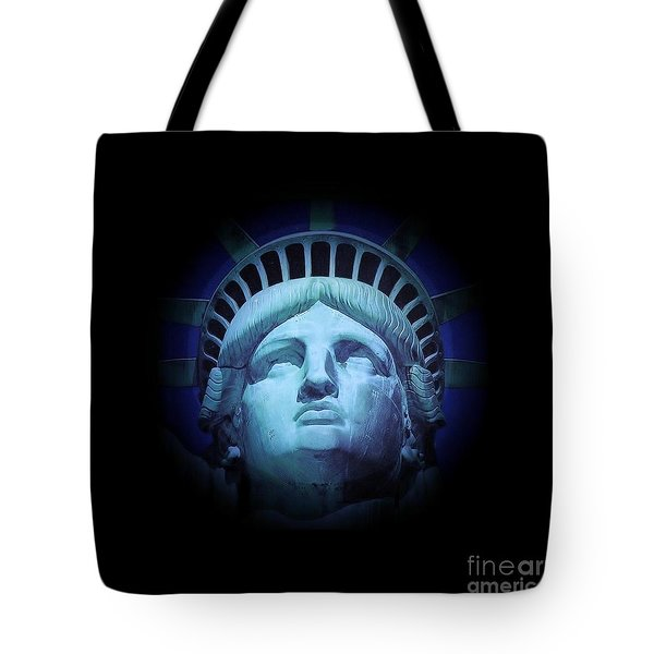 Standing Tall Tote Bag by Andrew Drozdowicz