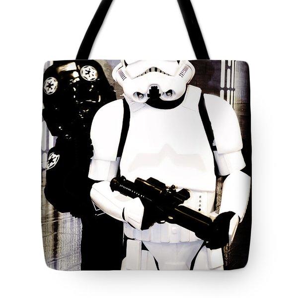Star Wars Stormtrooper  Tote Bag