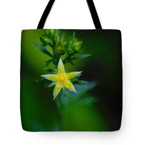 Starflower Tote Bag