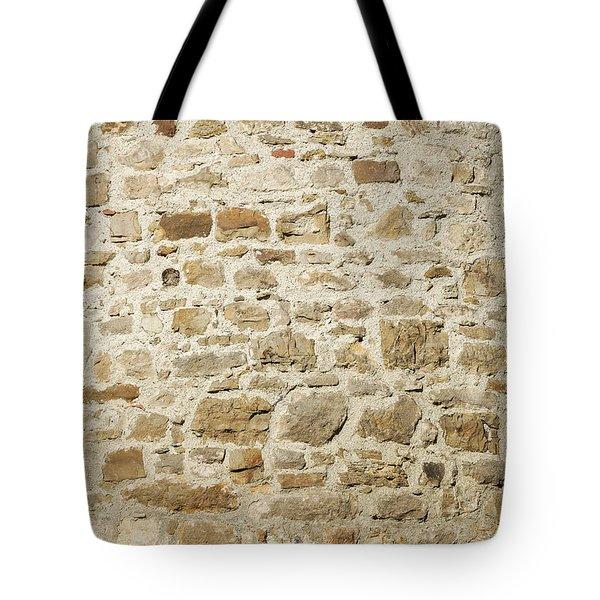 Stone Wall Tote Bag by Matthias Hauser