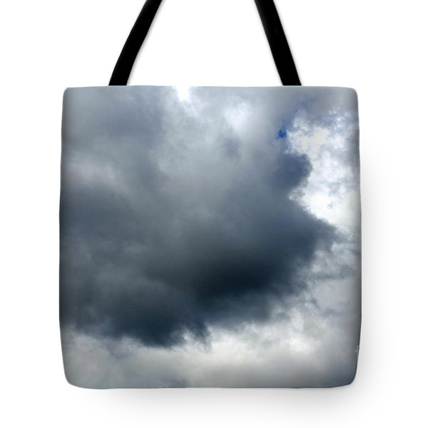 Storm Clouds Tote Bag by J McCombie