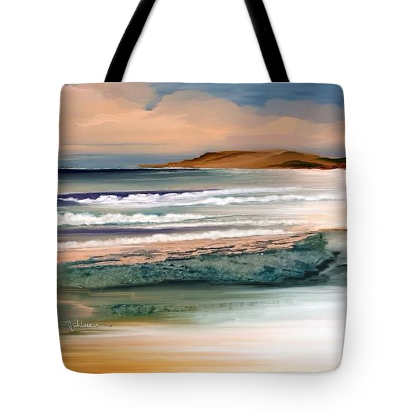 Summer  Tote Bag by Anthony Fishburne