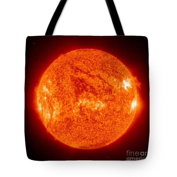 Sun Tote Bag by Science Source
