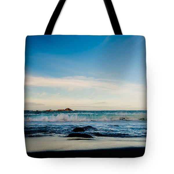 Sunlight On Beach Tote Bag