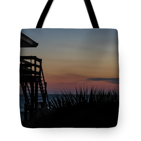 Sunset Tote Bag by Jane Luxton