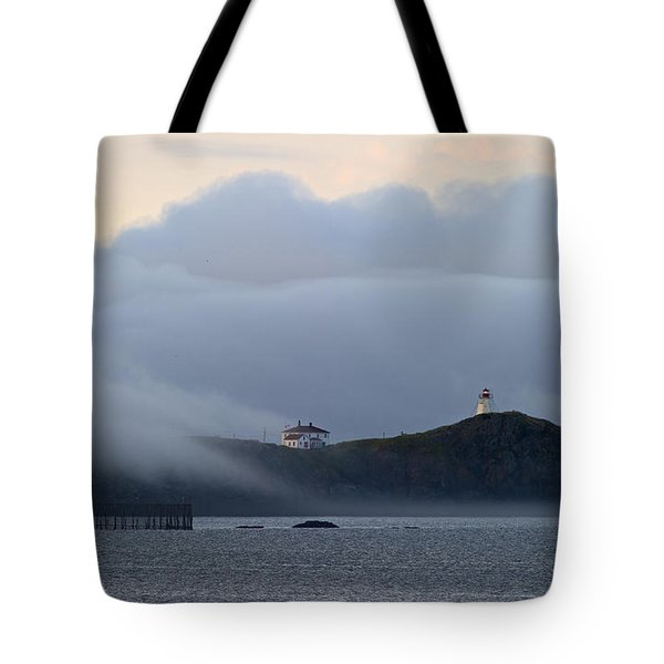 Swallowtail Lighthouse... Tote Bag