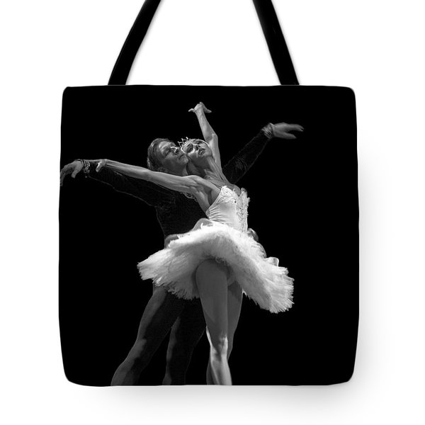 Swan Lake  White Adagio  Russia 3 Tote Bag