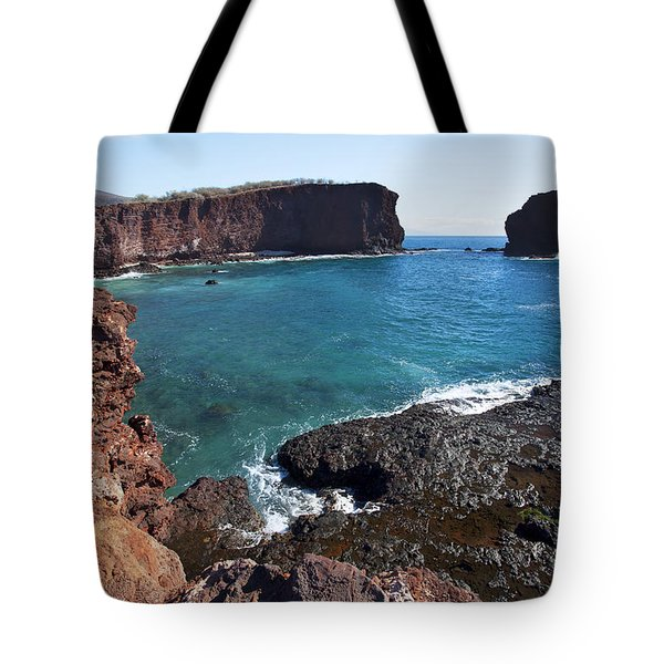 Sweetheart Rock Tote Bag by Jenna Szerlag