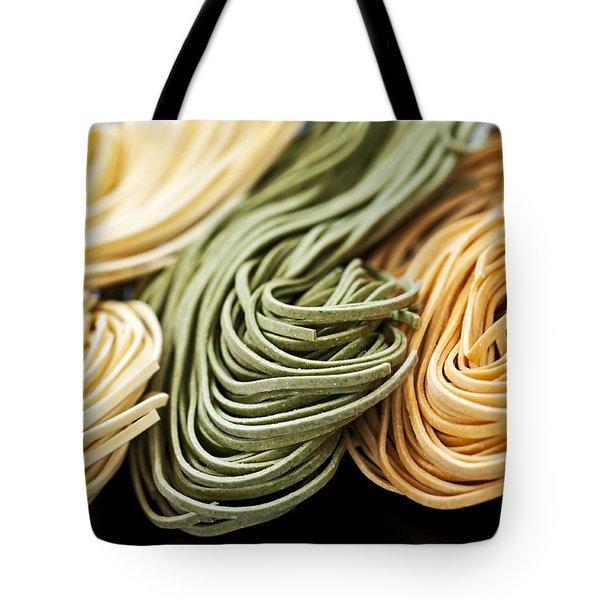 Tagliolini Pasta Tote Bag