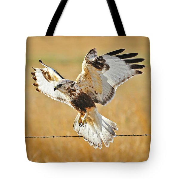 Taking Flight Tote Bag by Greg Norrell