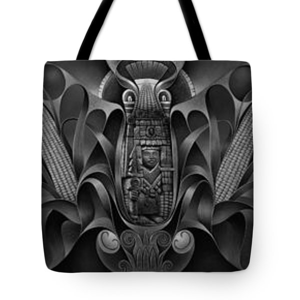 Tapestry Of Gods Tote Bag