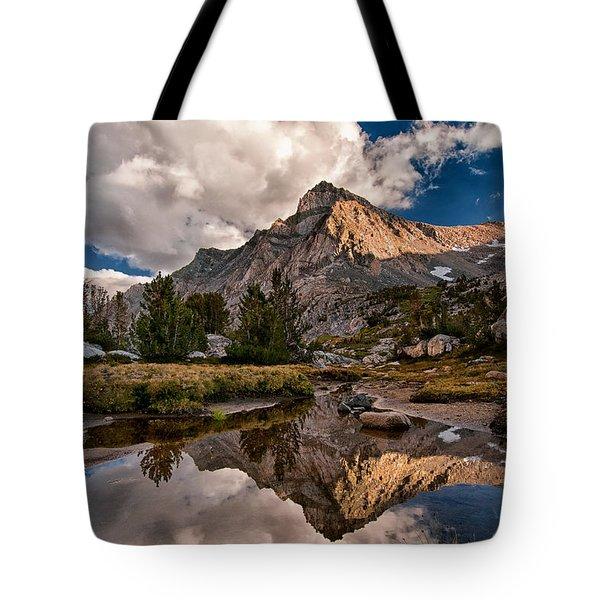 Tarn Reflection Tote Bag