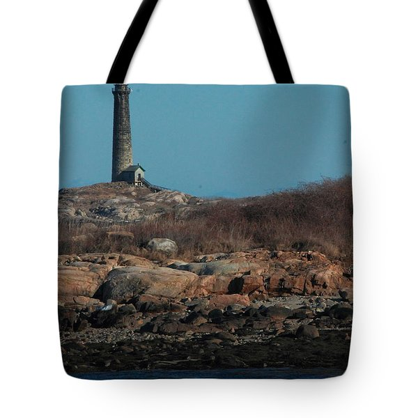 Thatcher Island Tote Bag