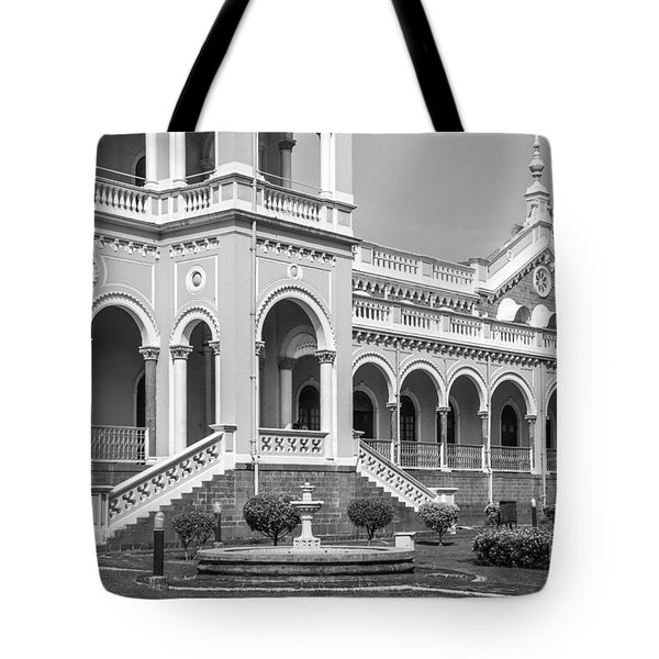 The Aga Khan Palace Tote Bag