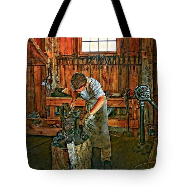 The Apprentice 2 Tote Bag