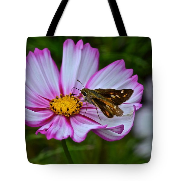 The Beauty Of Nature Tote Bag by Frozen in Time Fine Art Photography
