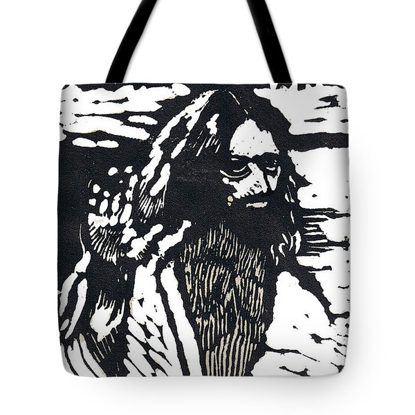 The Blessing Tote Bag by Seth Weaver