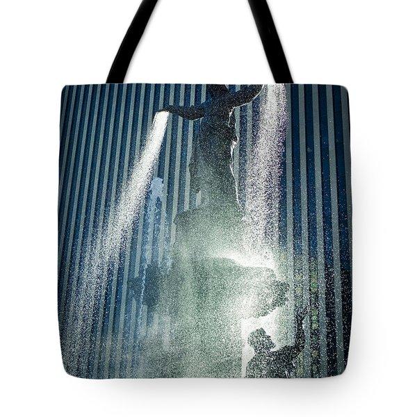 The Genius Of Water  Tote Bag
