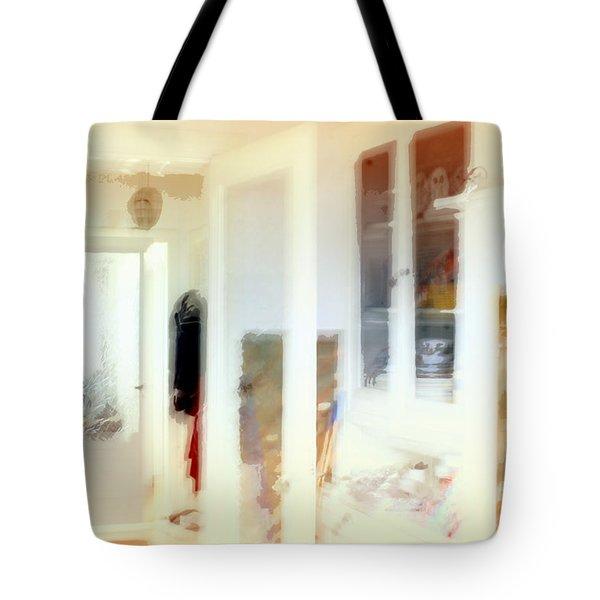 2 The Hallway Tote Bag
