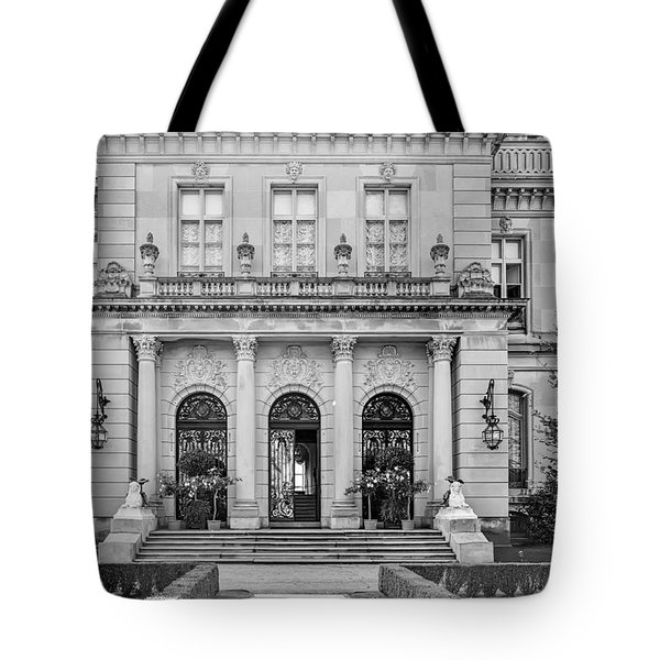 The Rosecliff Tote Bag
