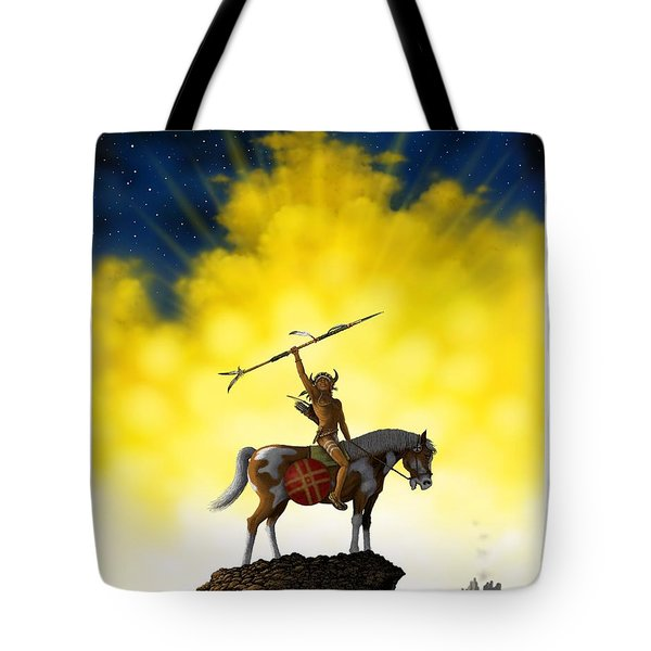 The Signal Tote Bag