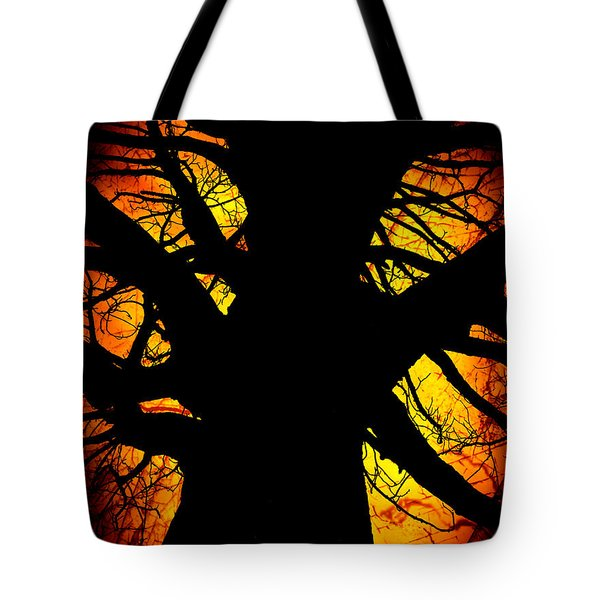 The Tree Of Knowledge Tote Bag